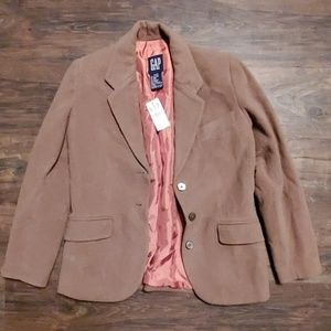 Gap Wool Blazer NWT